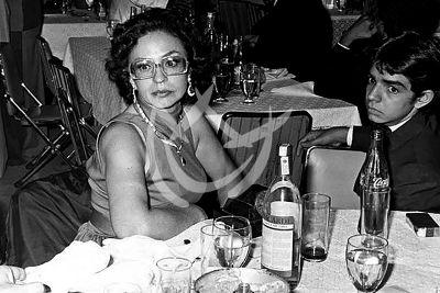Eugenio y Silvia, 1974
