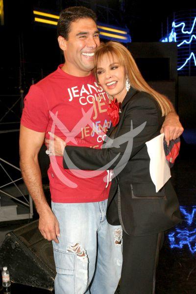 Eduardo y Lucía 2007