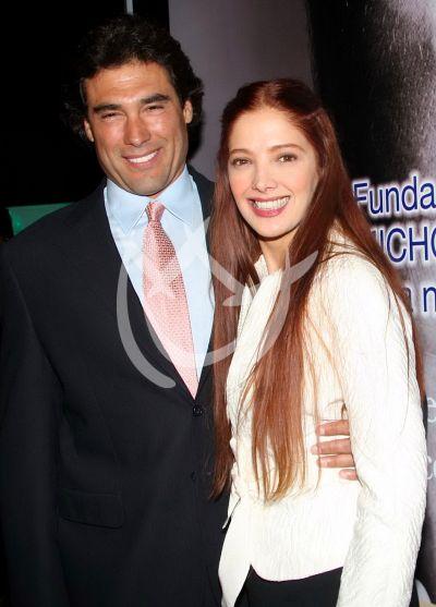 Eduardo Yäñez y Adela Noriega 2008