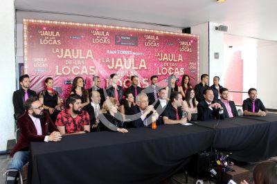 La Jaula de las Locas, elenco