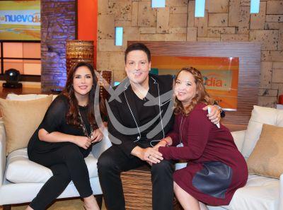 Angélica, Raúl y Ada