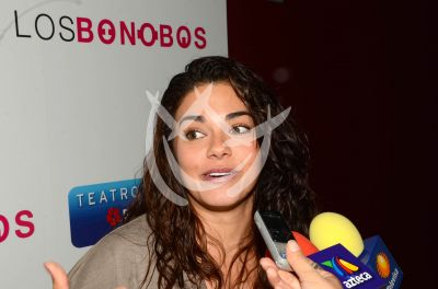 Livia a los Bonobos