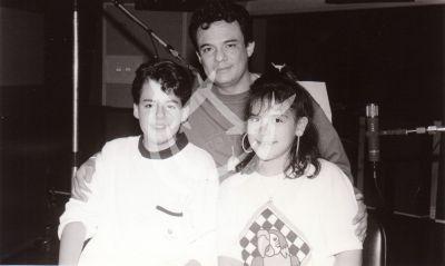 Angélica con José José