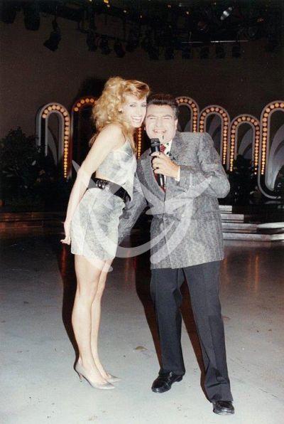 Lili y Don Francisco 1988