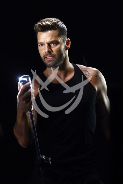Ricky Martin en La Voz