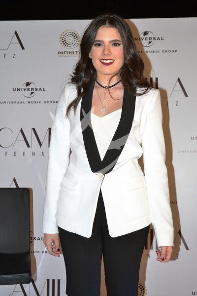 De tal Potrillo tal hija: Camila Fernández