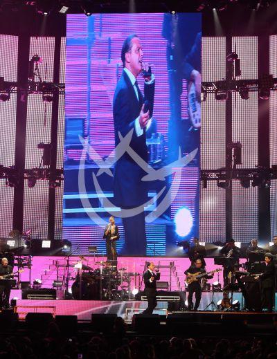 Luis Miguel ¿canta o no? en Miami