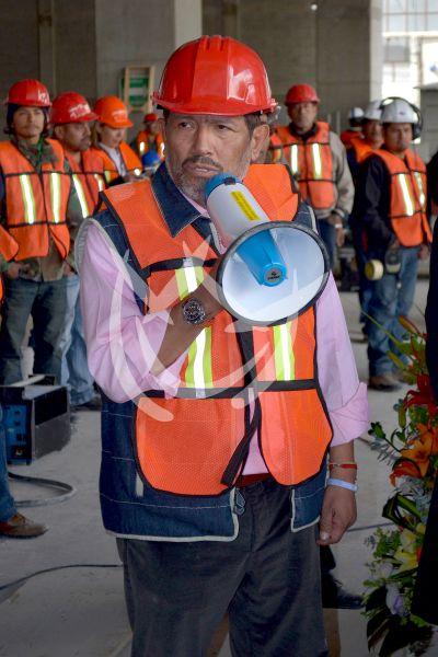 Juan Osorio no para de trabajar