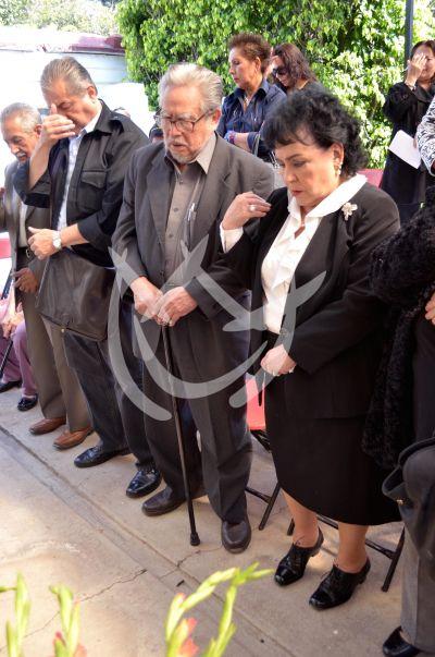 Carmen Salinas recuerda a su hijo Pedro