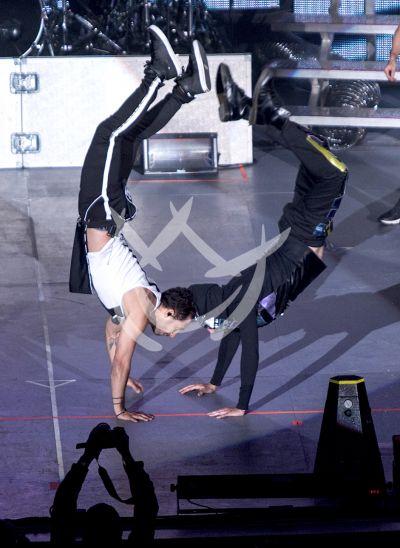 Ov7 y Kabah ¡acrobáticos!
