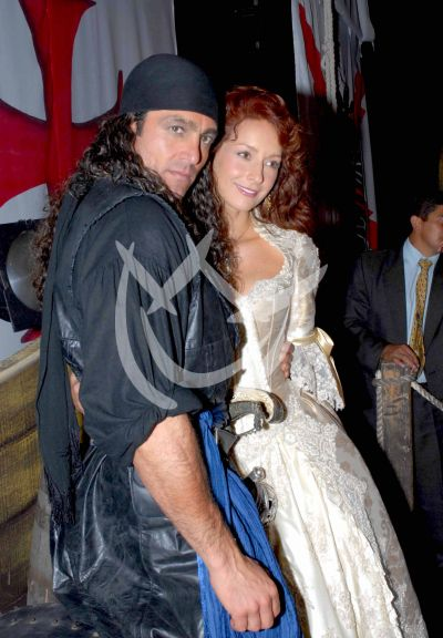 Colunga y Susana 2007