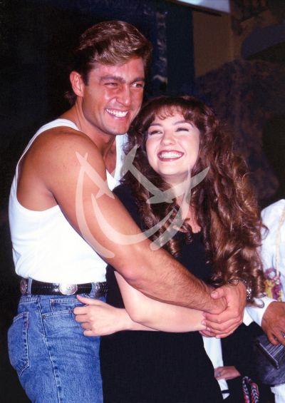 Fernando y Thalía 1995