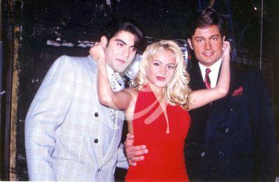 Charly, Paulina y Colunga