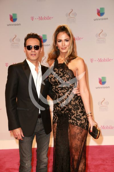 Marc Anthony y Shannon