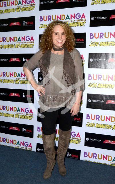 Azela con Burundanga