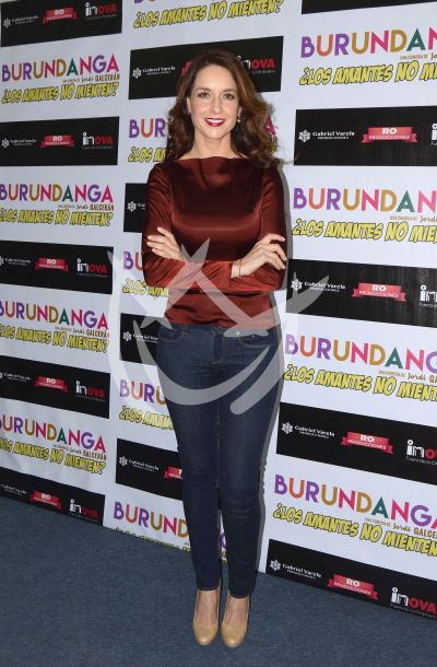 Susana con Burundanga