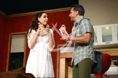 Susana y Sergio tienen Burundanga
