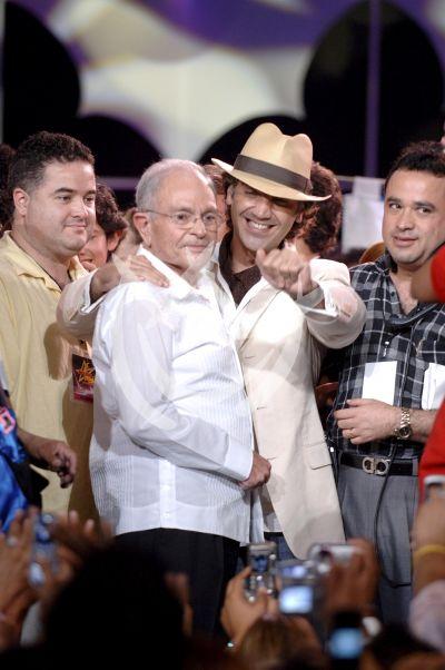 El Potrillo y Raúl
