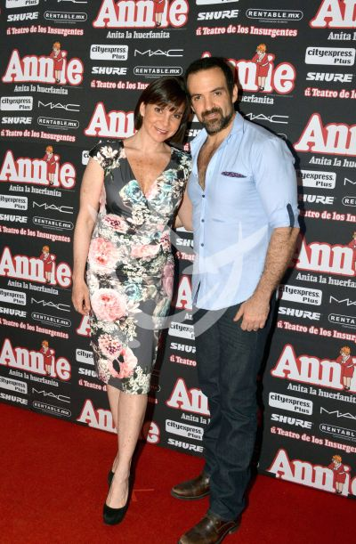 Mariana con Annie