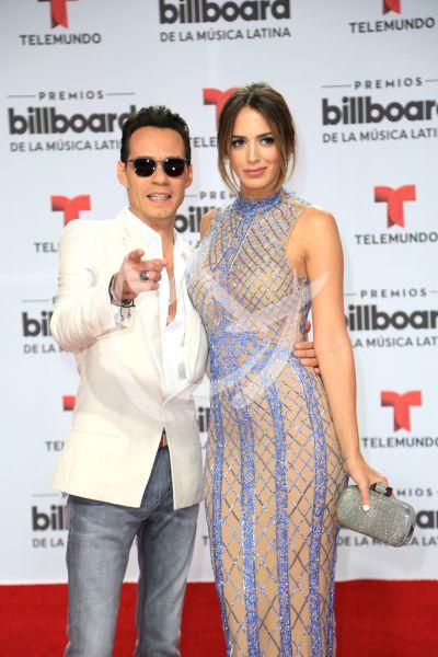 Marc y Shanon en Billboard