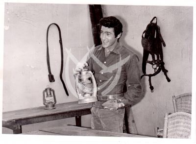 Andrés García, 1975