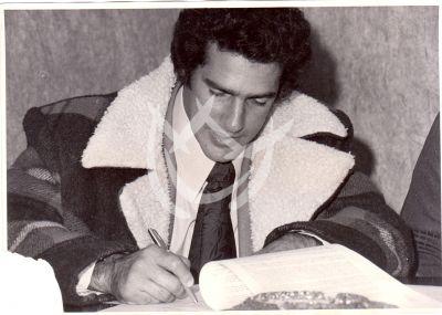 Andrés García, 1984