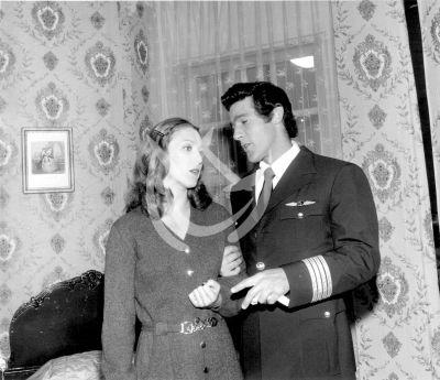 Andrés García con Angélica María 1974