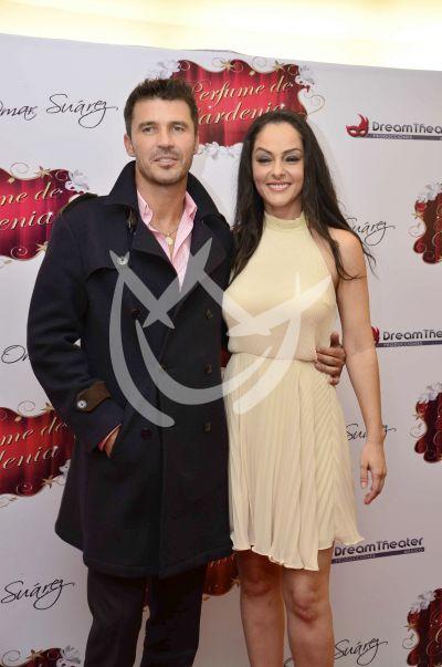 Leonardo y Andrea García
