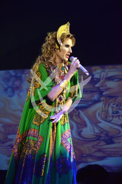 Chantal vuelve a la cantada en MYST