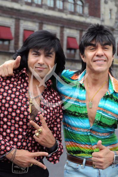 El Vitor y Albertano son Guapos