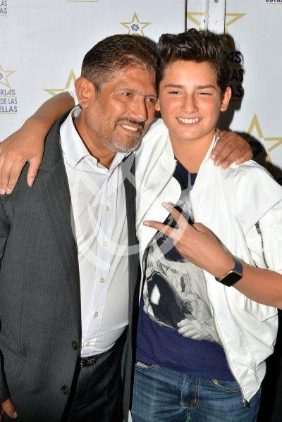 El hijo de Juan Osorio tiene Estrella