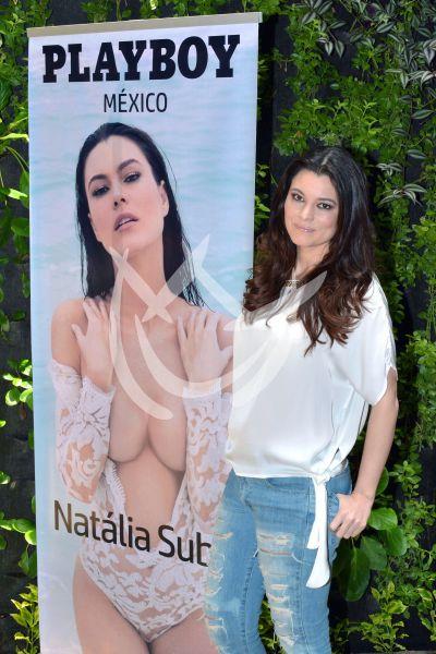Natalia a Playboy
