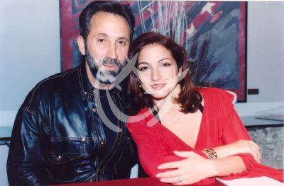 Emilio Estefan y Gloria Estefan, 1985