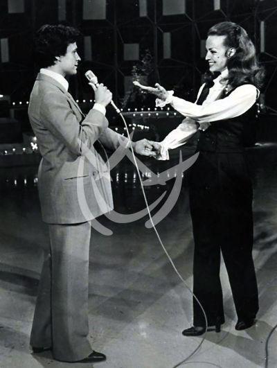 Juan Gabriel y María Félix, 1978