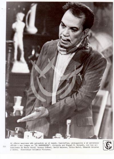 Cantinflas en El Barrendero
