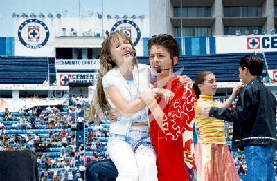 Belinda y Uckermann, 2001