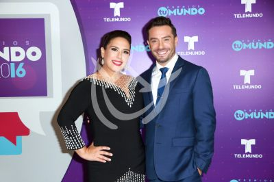 Angélica y Juan Pablo son fan