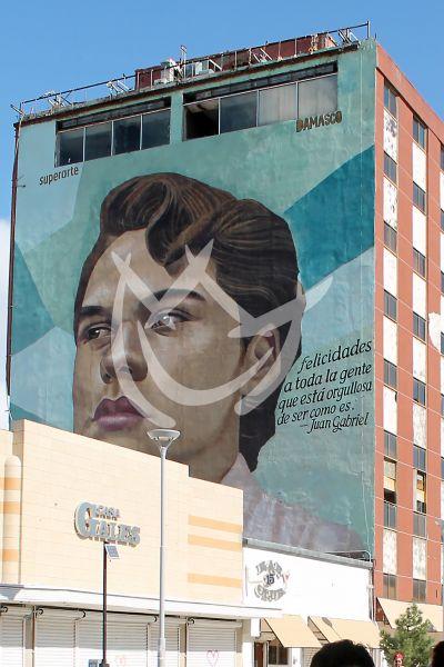 Cuidad Juárez recuerda a Juanga