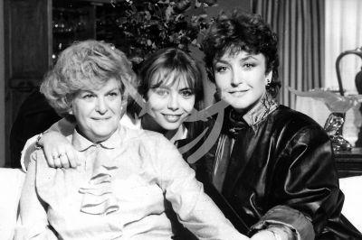 Angélica, Carmen y Sasha, 1989