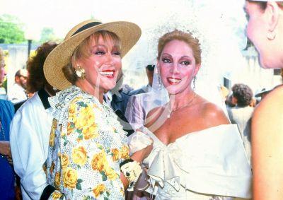 Pinal y Jacqueline Andere