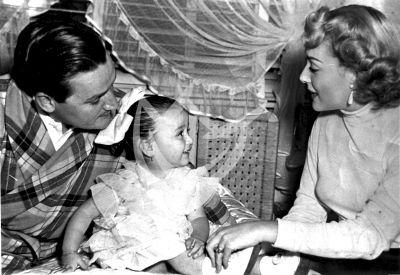 Silvia Pinal y Rafael Banquells 1948