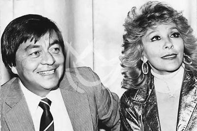Silvia Pinal y Tulio Hernández 1994
