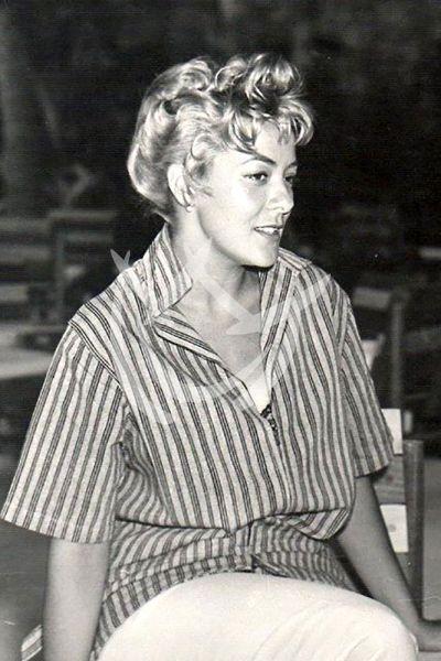 Silvia Pinal, 1955