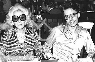 Silvia PInal y Enrique Guzmán 1967