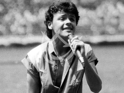 Pedrito Fernández, 1987