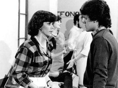 Pedrito y Gaby Ruffo, 1985