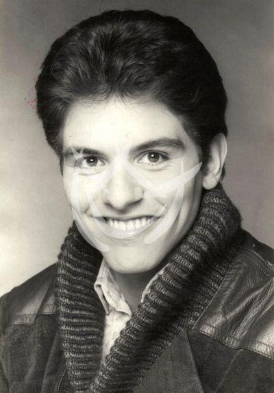 Ernesto en Quinceañera, 1987