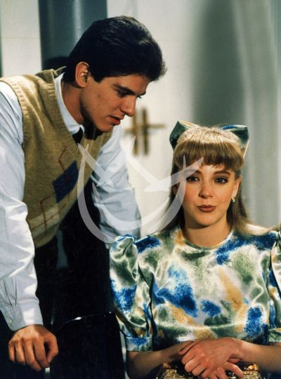 Ernesto y Edith González, 1988