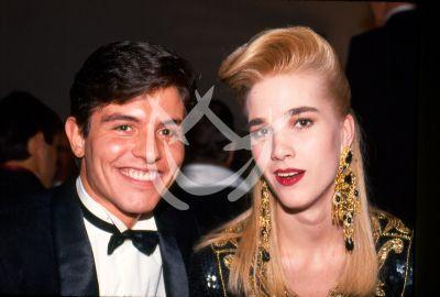 Ernesto y Rebeca, 1990