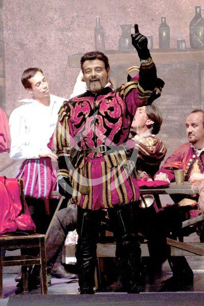 Gonzalo Vega es Don Juan